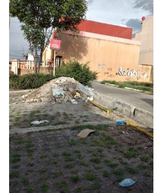 Escombros por obras de particular