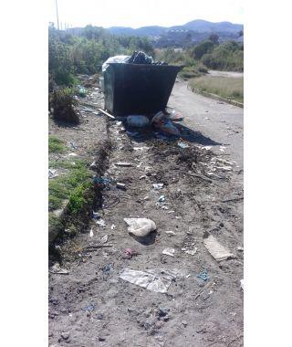 Se solicita recolección de basura